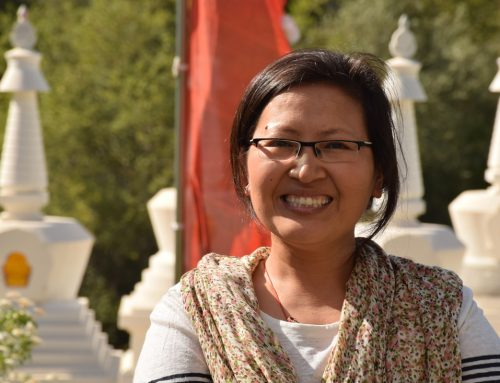 Consultations: Tibetan woman doctor in AyurVida Ibiza