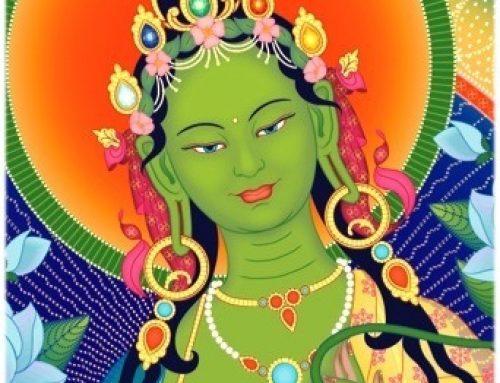 Tibetan Buddhas initiations