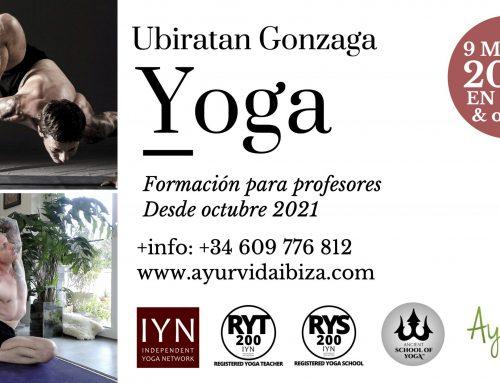 Yoga: 200h Training course for teachers